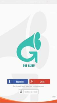 Bol Guru poster
