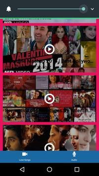 Valentine Love Songs apk screenshot