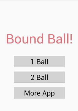 Boundball poster