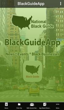 BlackGuide poster