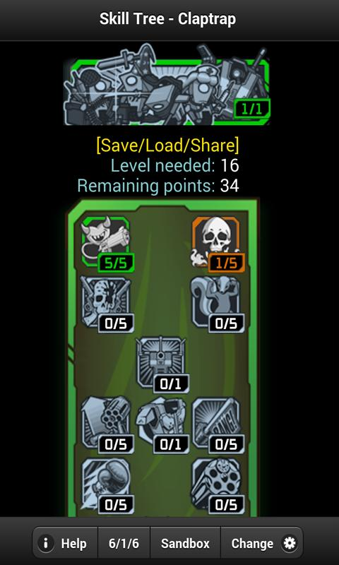Skill Tree - BL Pre Sequel for Android - APK Download