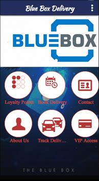 Blue Box Delivery poster