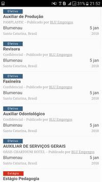 BLU Empregos screenshot 1
