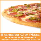 Bramalea City Pizza icon