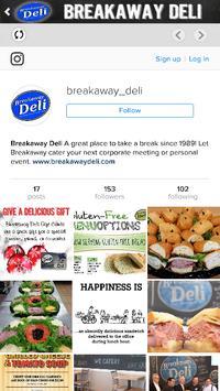 Breakaway Deli screenshot 2
