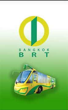 BRT BANGKOK poster
