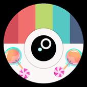 Candy Kamera 2017 icon