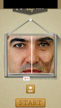 Age Booth poster