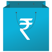 Online shopping: Price comparison app icon