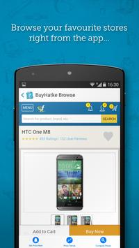 Online shopping: Price comparison app apk screenshot