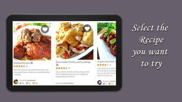 Tasty recipes cookbook best cooking app descarga apk gratis tasty recipes cookbook best cooking app captura de pantalla de la apk forumfinder Images