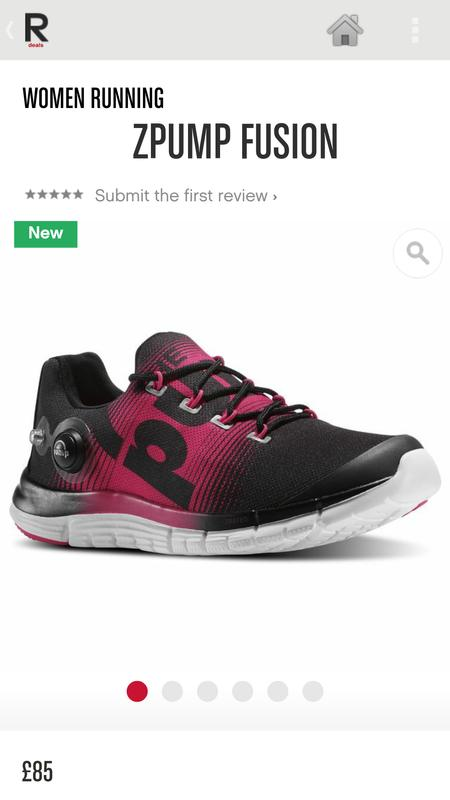 3f48076b1c5254 Deals for Reebok for Android - APK Download