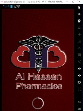 Al Hassan Pharmacies poster