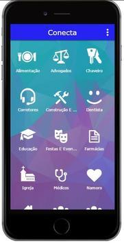 Conecta App screenshot 1