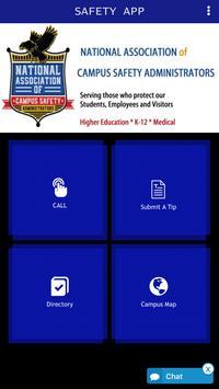 NACSA Sample Safety App screenshot 2
