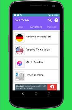 TR Canlı TV İzle screenshot 1
