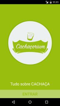 Cachaçorium poster