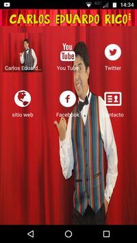 Carlos Eduardo Rico poster