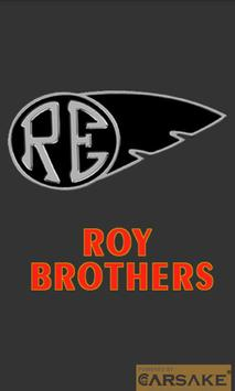 Roy Brothers poster