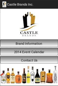 Castle Brands Inc. poster