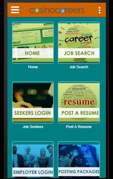 Casino Careers App poster