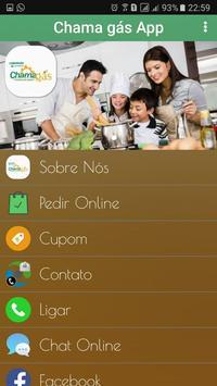Chama Gás - BA screenshot 1
