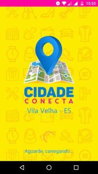 GUIA COMERCIAL - CIDADE CONECTA VILA VELHA poster