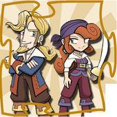 Jake & Elena in Monkey Island icon
