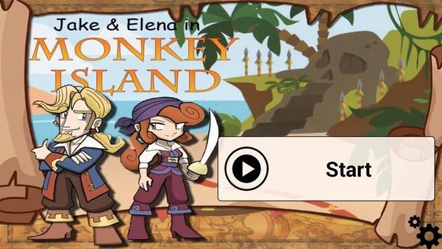 Jake & Elena in Monkey Island screenshot 7