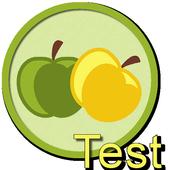 Manipulador De Alimentos Test icon