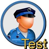 Vigilante Seguridad Test icon