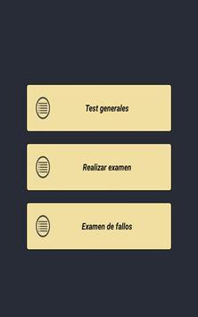 Vigilante Seguridad Test screenshot 1