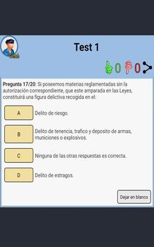 Vigilante Seguridad Test screenshot 22