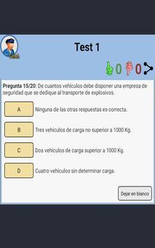Vigilante Seguridad Test apk screenshot