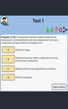 Vigilante Seguridad Test screenshot 6
