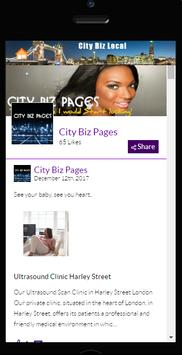 City Biz Local screenshot 1