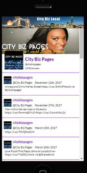 City Biz Local screenshot 2