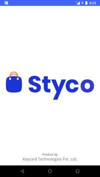 Styco poster