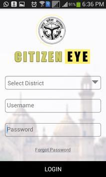 CitizenEye For Officers apk screenshot