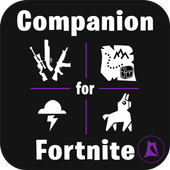 Companion for Fortnite & Fortnite Battle Royale アイコン