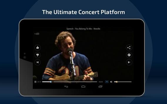 Concerts TV screenshot 5