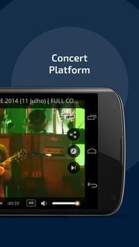 Concerts TV screenshot 3