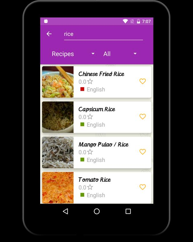 Tasty cook my recipe book apk download free food drink app for tasty cook my recipe book apk screenshot forumfinder Image collections
