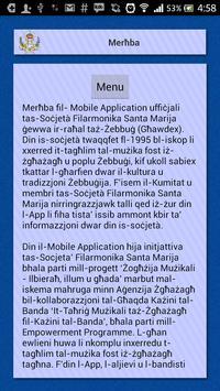 Soċjeta Filarmonika S. Marija poster