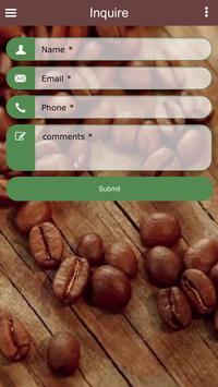 CoffeeExpress screenshot 2