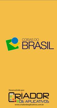 Coisas do Brasil poster