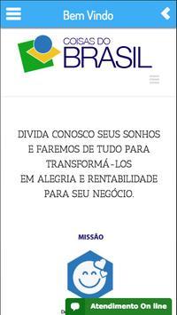 Coisas do Brasil screenshot 2