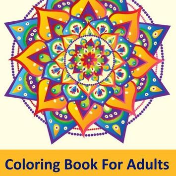 Adult Free Coloring Book : Adult Coloring Book App screenshot 1
