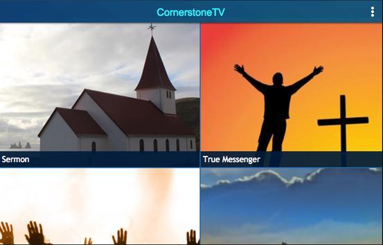 Cornerstone Christian TV, CSTV (기독교 방송) screenshot 5