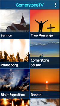 Cornerstone Christian TV, CSTV (기독교 방송) poster
